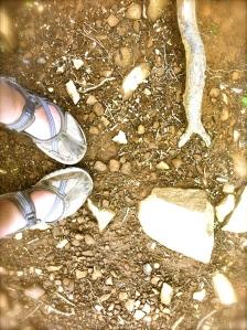 I love my Merrell hiking sandals