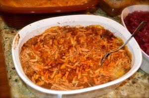 yummy homemade veggie casserole