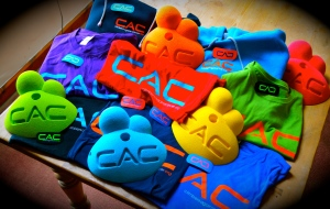 CAC Climbers Against  Cancer, happy and colorful way to looking at life