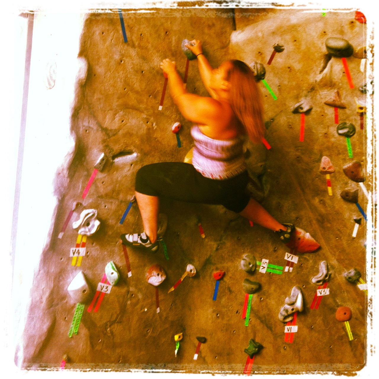 april showers may power how i get that fitness on climbingjourney